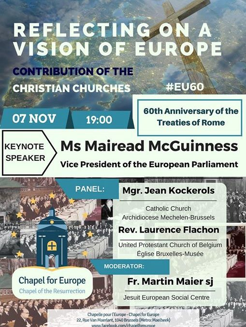 Reflecting on a vision of Europe