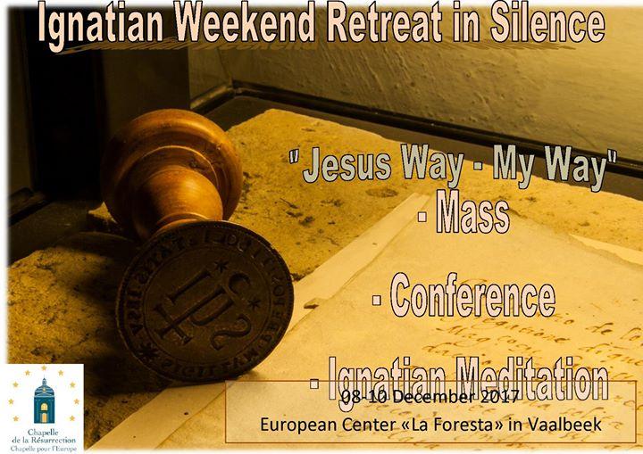 Ignatian Weekend Retreat in Silence
