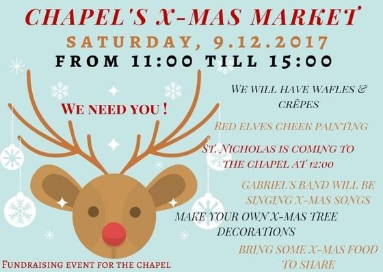 Chapel's X-mas Market