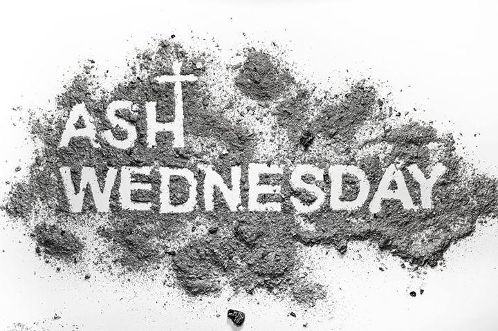 Ash Wednesday – Mercredi des cendres