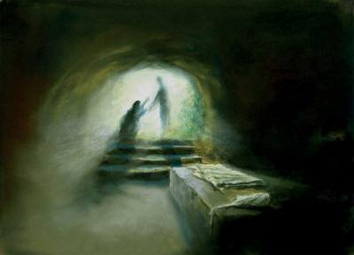 Resurrected in Faith (Nathan Gregory)