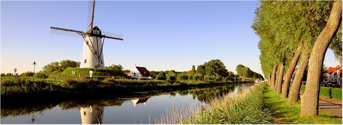 Bruges-Damme bike pilgrimage