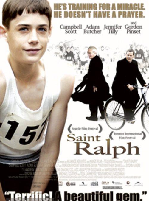 """Movie Night : """"Saint Ralph"""""""