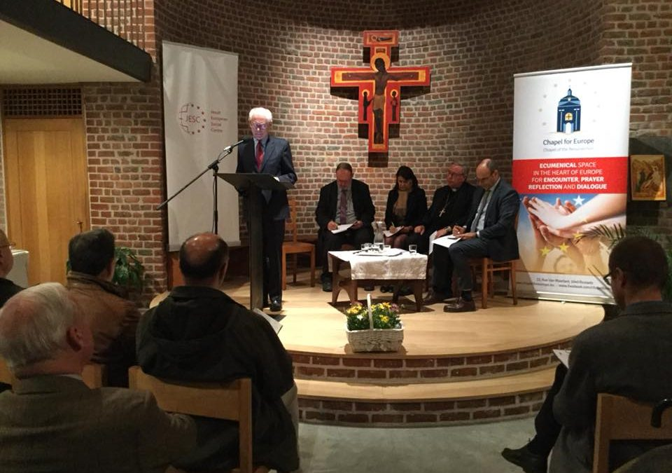 Rediscovering the European Common Good – Mr. Van Rompuy Speech at the Chapel for Europe 06.11.2018