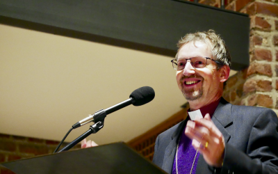 "Speech of Revd. Dr Robert Innes – Conference :""Looking for the Soul of Europe"" 22.01.2019"