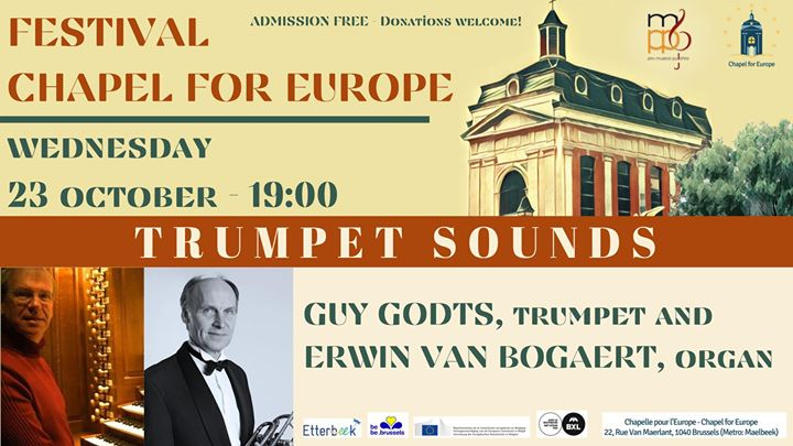 Festival Chapel for Europe – Tumpet Sounds