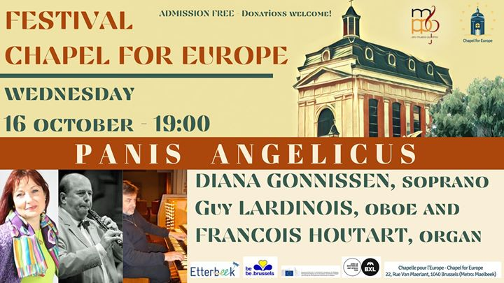 Festival Chapel for Europe – Panis Angelicus