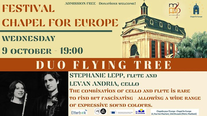 Festival Chapel for Europe – Duo Flying Tree