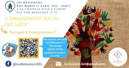 Enseignement 7: L'Engagement Social des Laïcs