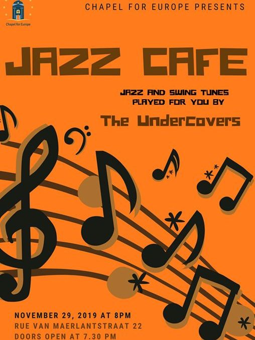 Jazz Cafe : The Undercovers