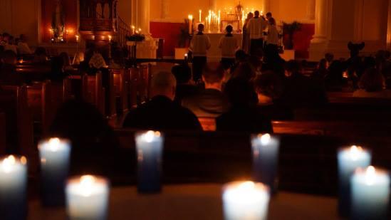 Messe Rorate/Rorate Mass