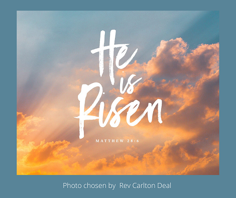 Colours of the Resurrection – an Evangelical testimony
