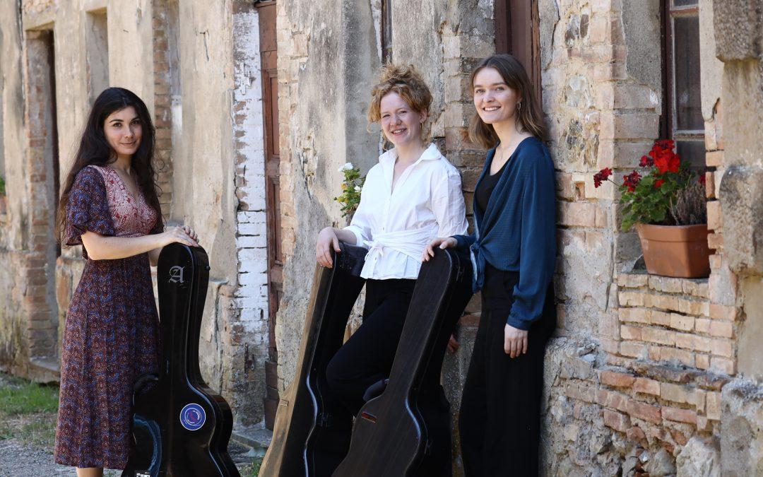 FESTIVAL CHAPEL FOR EUROPE – Trio Franor, guitar
