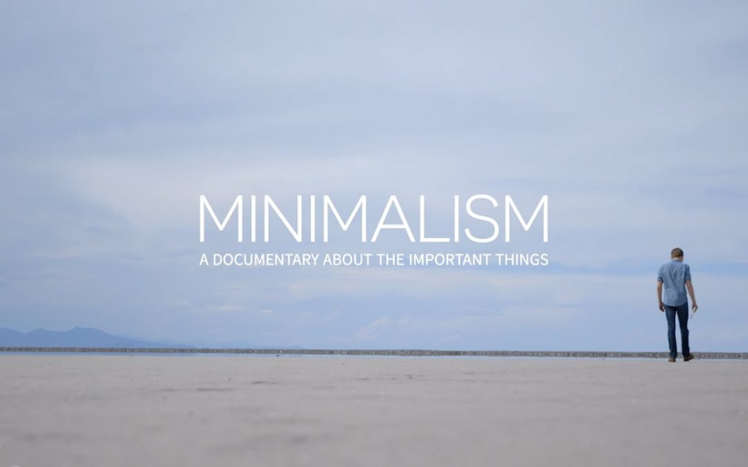 Movie Night – Minimalism: a Documentary About the Important Things